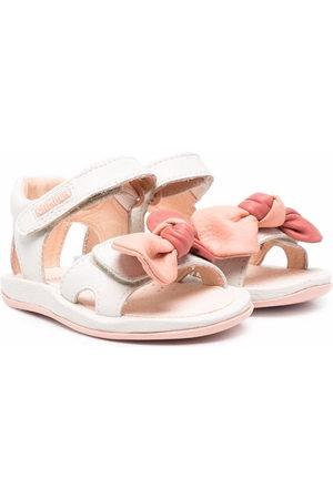 Camper Kids Girls Sandals - Bow-detail sandals