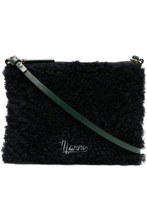 Marni Women Shoulder Bags - Two-tone crossbody bag