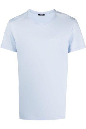 Balmain Small logo print T-shirt