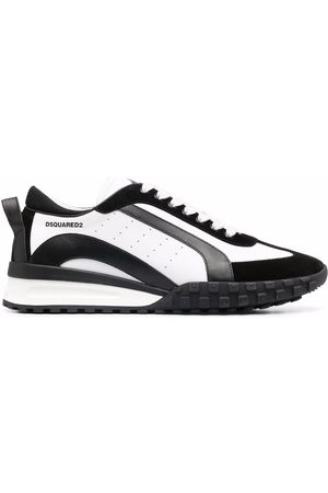 Dsquared2 Two-tone low-top trainers
