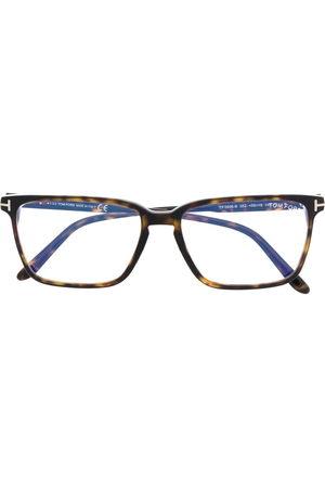 Tom Ford FT5696-B square-frame glasses