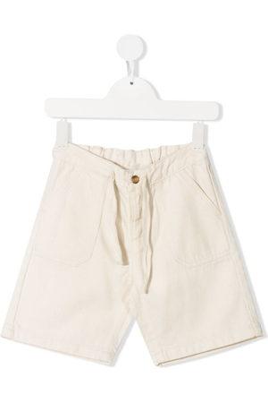 KNOT Elasticated-waistband shorts