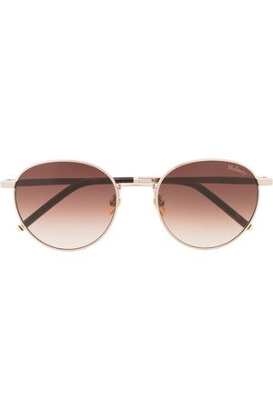 MULBERRY Stevie rose-tinted sunglasses
