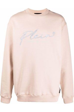 Philipp Plein Embroidered-logo sweatshirt