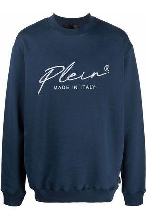 Philipp Plein Logo-print sweatshirt