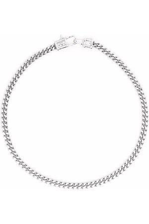 Tom Wood Curb sterling bracelet