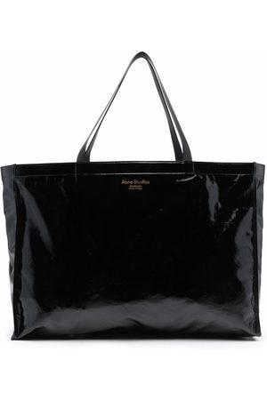 Acne Studios Tote Bags - Oilcloth tote bag