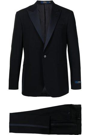 Polo Ralph Lauren Barathea Peak-Lapel Tuxedo suit