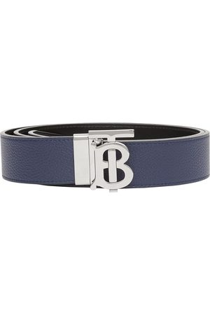 Burberry Reversible logo-buckle belt