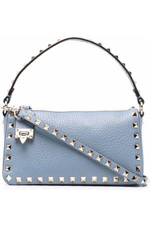 VALENTINO GARAVANI Rockstud-embellished shoulder bag