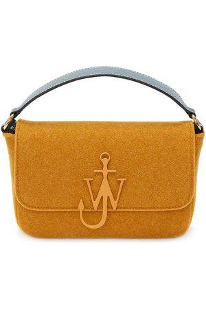 J.W.Anderson Anchor-logo shoulder bag
