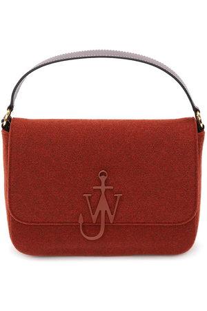 J.W.Anderson Women Shoulder Bags - Anchor-logo shoulder bag