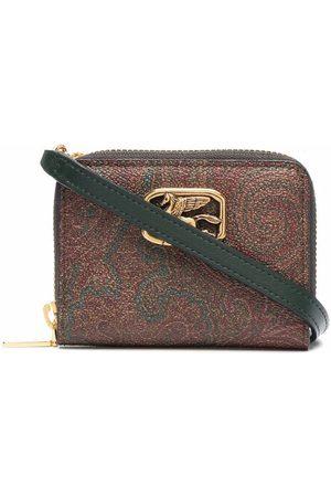 Etro Women Purses - Pegaso coin purse