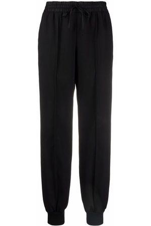 Jil Sander Elasticated wool trousers