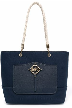 Michael Kors Women Tote Bags - Large Amy canvas tote bag
