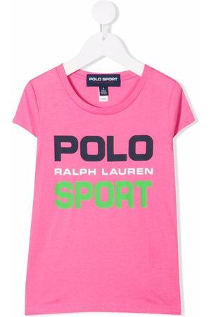 Ralph Lauren Kids Logo-printed T-shirt