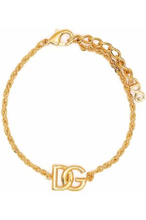 Dolce & Gabbana DG rope-chain bracelet