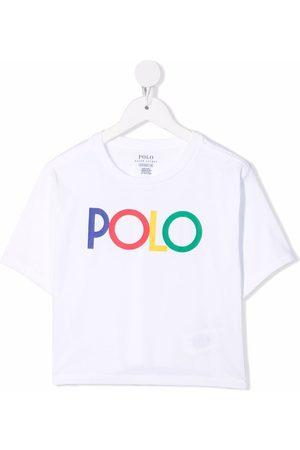Ralph Lauren Logo-print cotton T-shirt