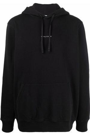 1017 ALYX 9SM Logo-print pullover hoodie