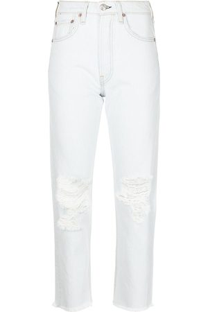 RAG&BONE Maya high-rise slim-cut jeans