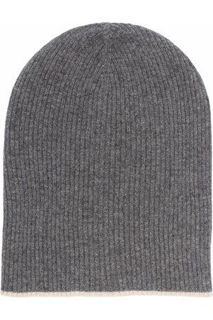 Brunello Cucinelli Ribbed-knit beanie