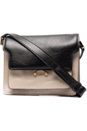 Marni Trunk Soft leather shoulder bag