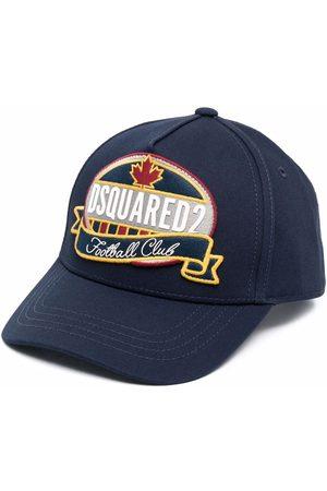 Dsquared2 Football Club logo cap