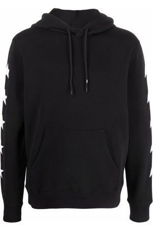 Golden Goose Star-print drawstring hoodie