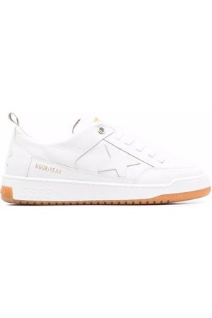 Golden Goose Yeah low-top lace-up sneakers