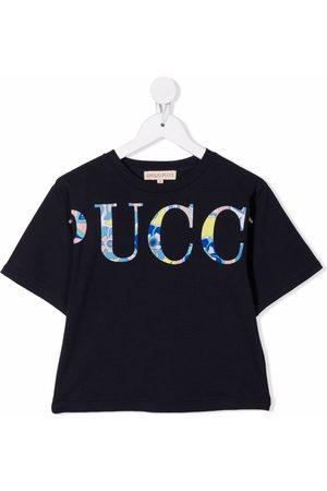 Emilio Pucci Logo-print T-shirt