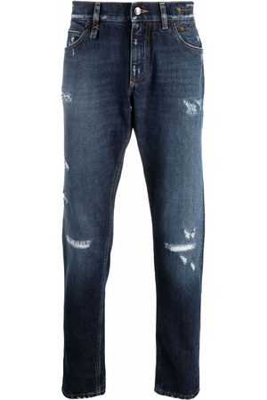 Dolce & Gabbana Distressed ripped jeans