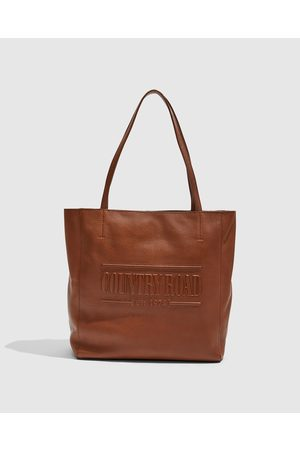 Country Road Heritage Leather Shopper - Bags Heritage Leather Shopper