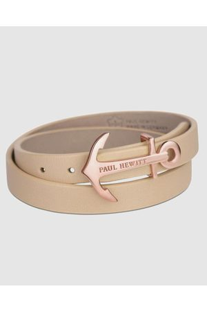 Paul Hewitt Northbound Anchor Bracelet - Jewellery (Hazelnut) Northbound Anchor Bracelet