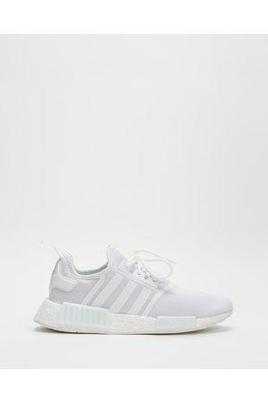 adidas Originals Sneakers - NMD_R1 Primeblue Shoes Unisex - Lifestyle Sneakers (Cloud , Cloud & Crystal ) NMD_R1 Primeblue Shoes - Unisex