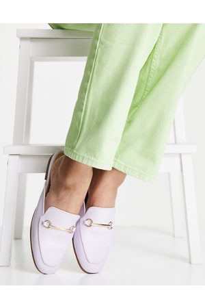 Accessorize Loafers - Backless loafer in lilac-Purple