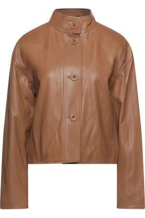 CACHAREL Women Leather Jackets - Jackets