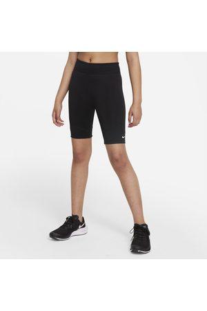 Nike Dri-FIT One Older Kids' (Girls') Bike Shorts