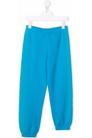 ERL KIDS Boys Joggers - Asymmetric slim-fit track pants