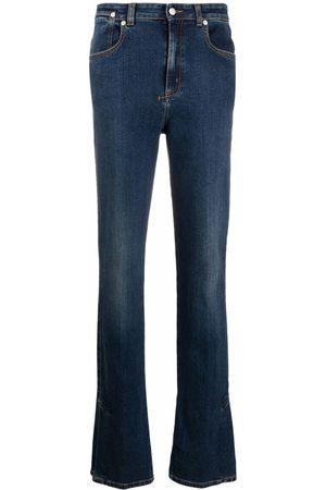 Alexander McQueen Women Bootcut & Flares - Flared-leg jeans