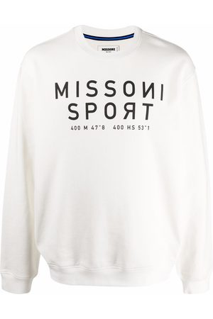 Missoni Logo-print sweatshirt
