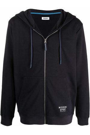 Missoni Logo-print hoodie