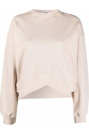 AGOLDE Long-sleeved cotton sweater