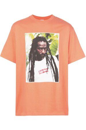 Supreme Men Short Sleeve - Buju Banton T-shirt