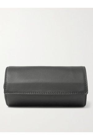 Lorenzi Men Watches - Leather Watch Case