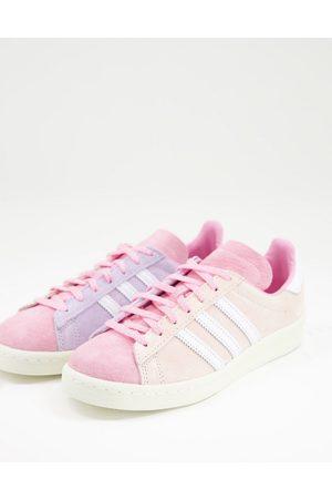 adidas Originals Campus 8 sneakers in pink tones