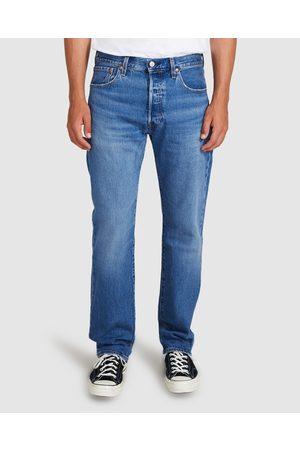 Levi's Men Straight - 501 '93 Straight Jeans Basil Drip