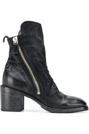 Moma Horse leather ankle boots