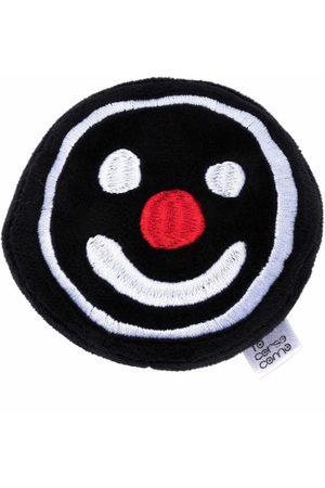 10 CORSO COMO Women Phone Cases - Logo-embroidered hand warmer