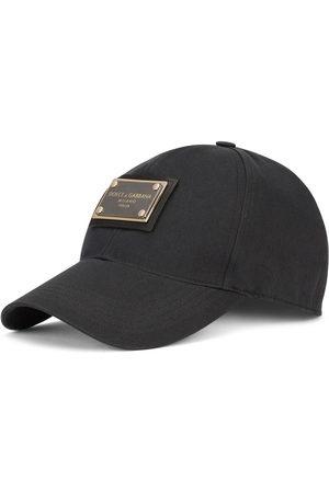 Dolce & Gabbana Logo-plaque baseball cap