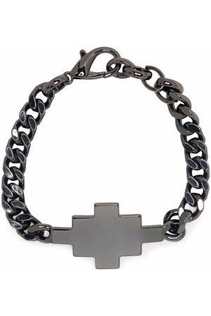 MARCELO BURLON Men Bracelets - CROSS BRACELET NO COLOR